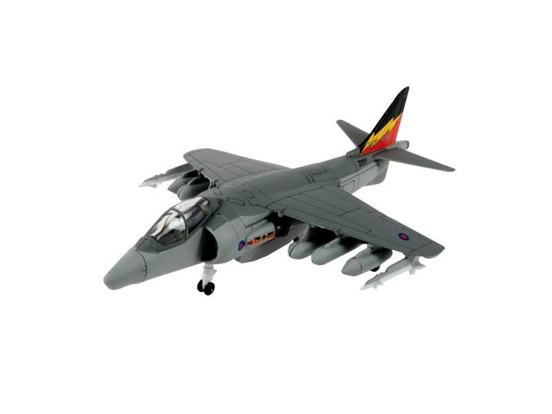 BAe Harrier Gr.9 easykit 1:100