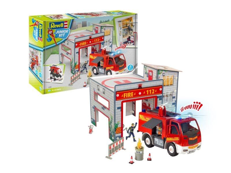 Junior Kit Spiel-Set Feuerwehr 1:20