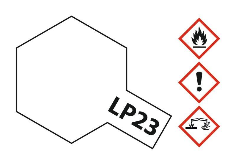 LP-23 Klarlack matt Kunstharzfarbe 10ml