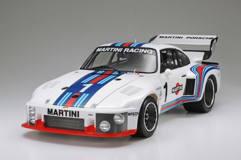 Porsche 935 Martini inkl. Photo-Etched Parts 1:12 Bausatz