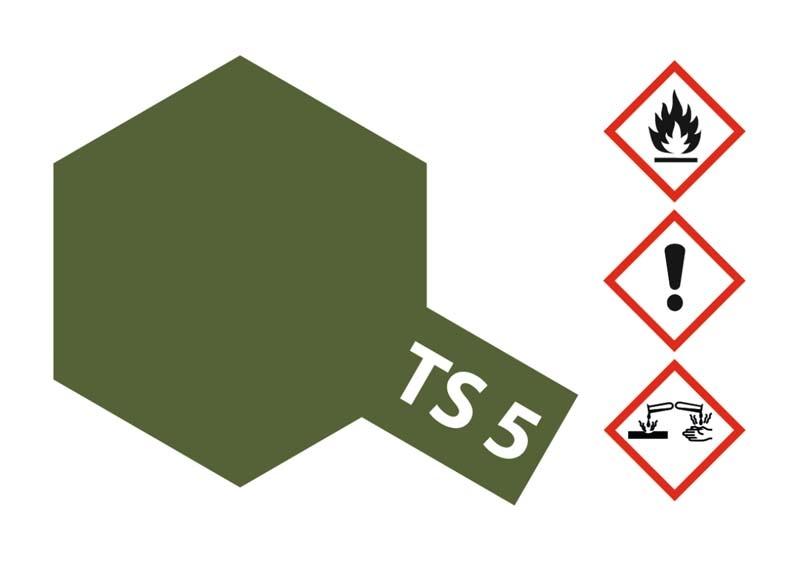 TS-5 Braunoliv (Olive Drab 1) matt 100ml