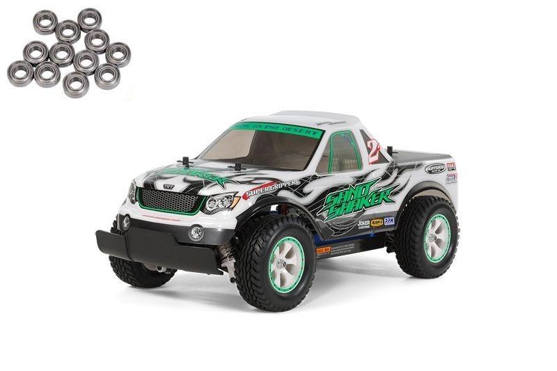Sandshaker 1:10 Stadium Truck Kit TT-02T inkl. Kugellager