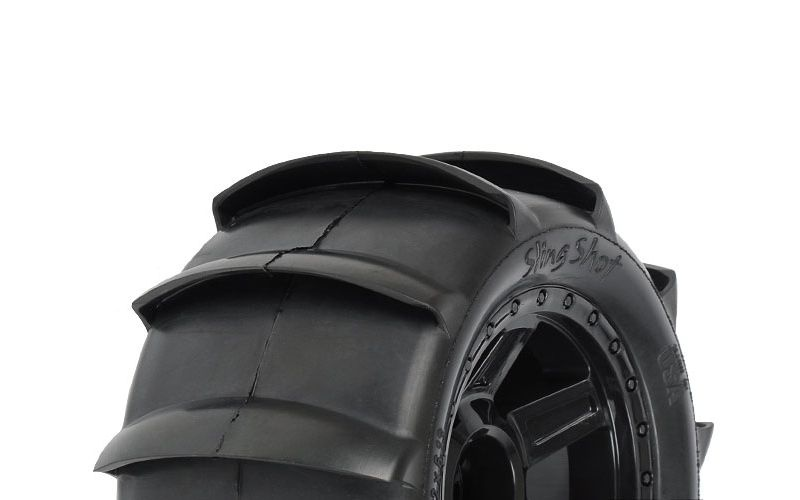 Sling Shot auf Felge für T&E-Maxx (40 Serie)