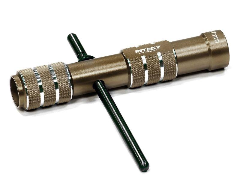 Professional Radmuttern-Schlüssel 17mm gun