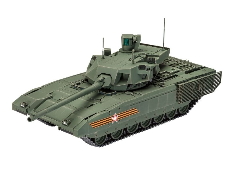Russian Main Battle TAnk T-14 ARMATA 1:35