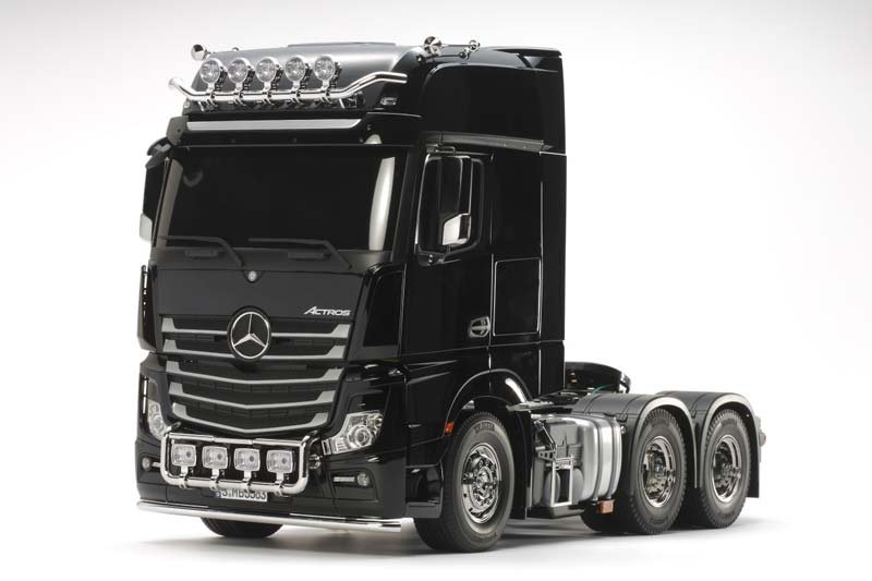Mercedes Benz Actros 3363 Giga Space 6x4
