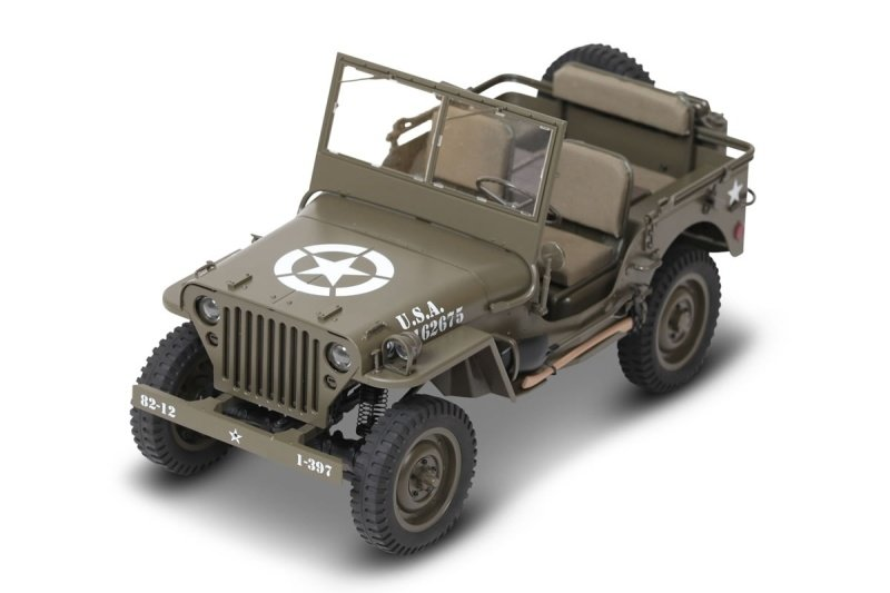 1941 MB Scaler 1:6 4WD - Crawler RTR 2.4GHz