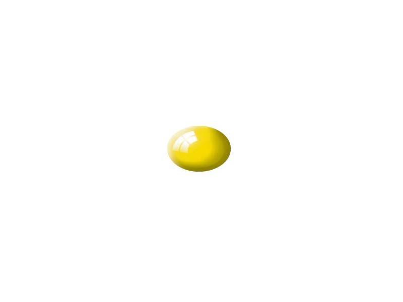 Aqua Color gelb, glänzend 18ml
