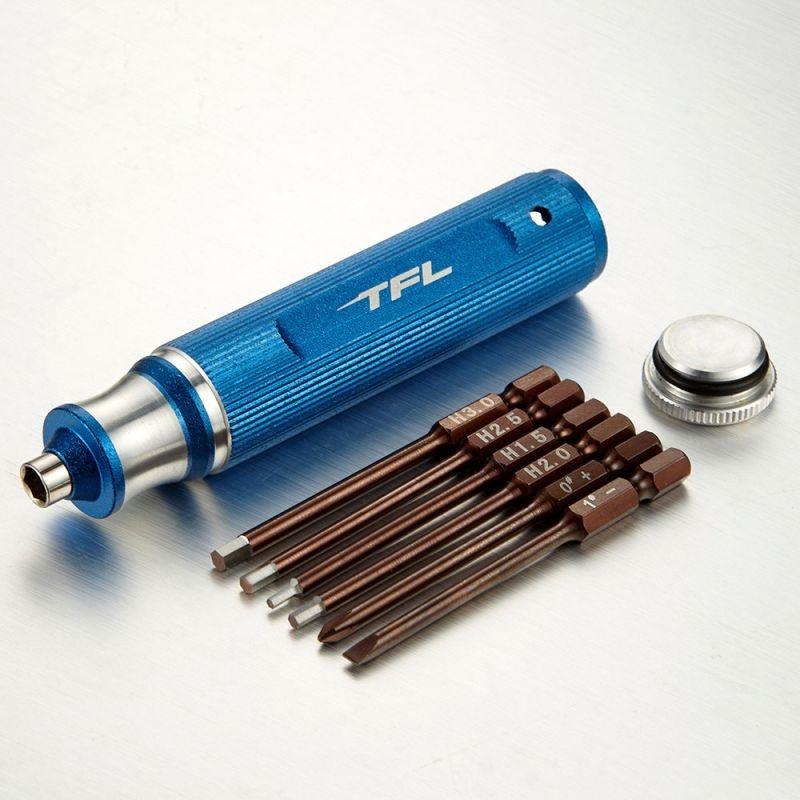Werkzeugset 6 in 1 Innensechskant 1-/0+/1,5/2,0/2,5/3,0mm