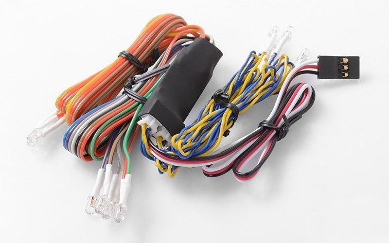 1/14 Scale DXR2 Hydraulic Earth Dozer Licht-System