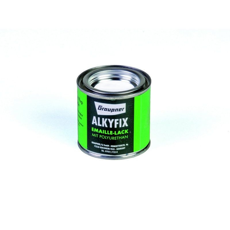 Alkyfix Emaillelack weiß 100ml