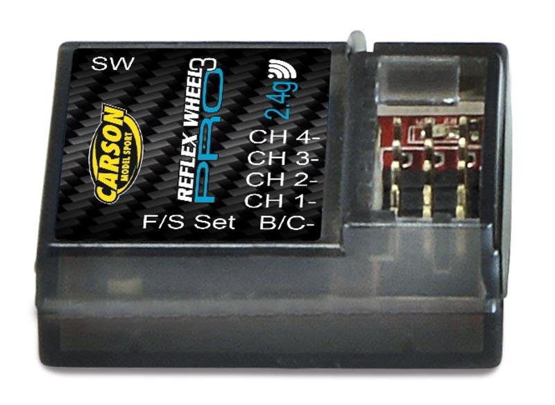 Empfänger Reflex Wheel PRO 3 2,4 GHz