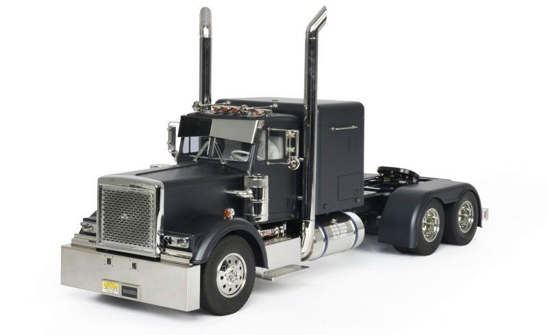 Grand Hauler schwarz matt Edition 1:14 RC Truck Bausatz