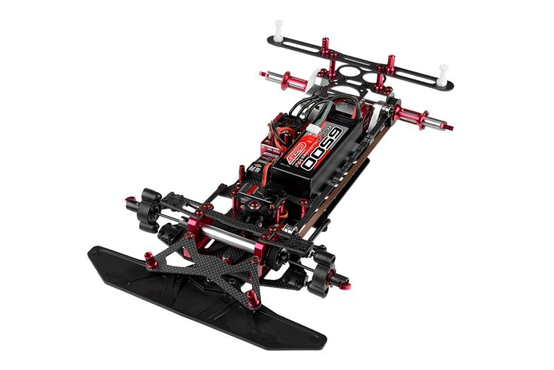 SSX-8R Kit - Chassis Kit only