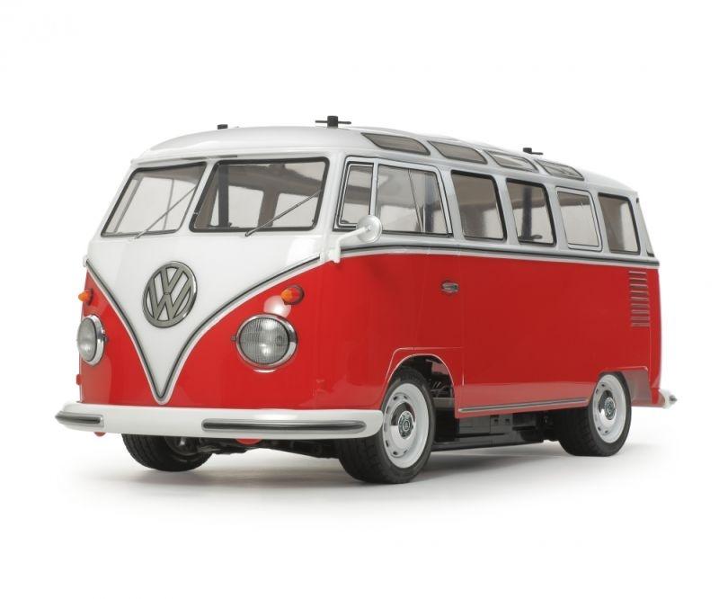 VW Bus T1 (Type 2) 2WD 1/10 M-06 mit 239mm Radstand Bausatz