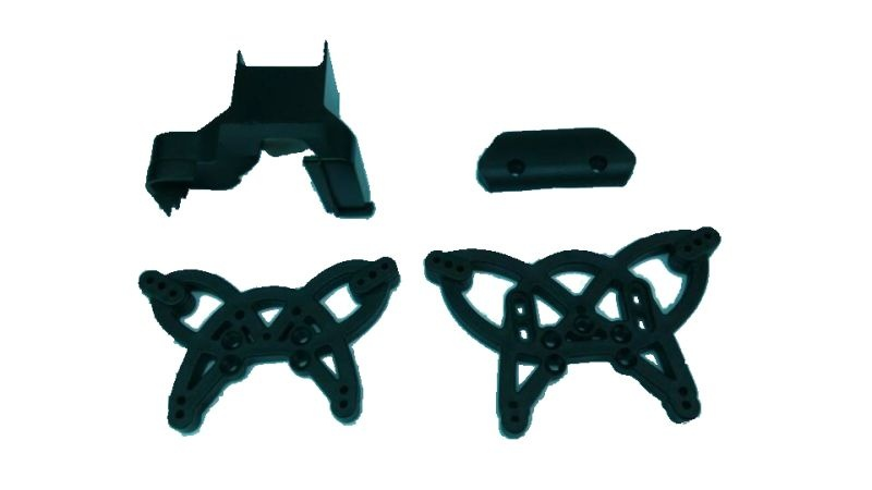 Kunstoffteile Set für die Autoserie V2 und V2 Pro