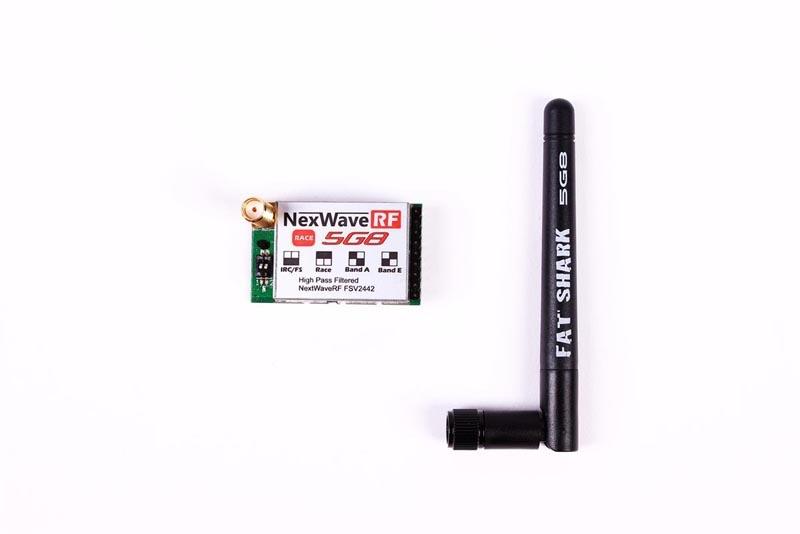 5,8GHz Nexwave Modul B-Band f. Fatshark Dominator V-Brille