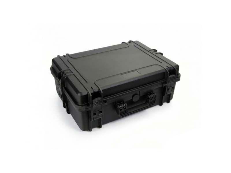 Quadrocopter Koffer Kunststoff mit Schaumstoffeinlage