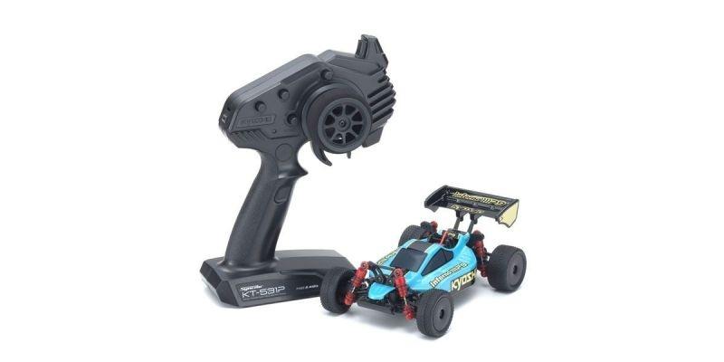 Mini-Z Inferno MP9 MB010 4WD Buggy 1/24 RTR, grün/schwarz