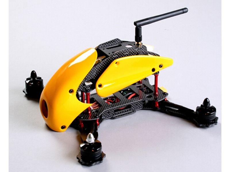 Robocat 270mm Mini-Race-Quadcopter-Rahmenbausatz aus Carbon