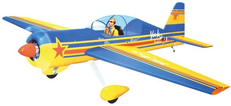 Seagull YAK 54 - size 91 - 161cm - blau/gelb