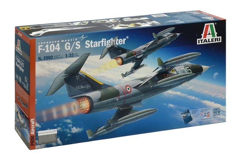 1:32 F-104G/S Starfighter