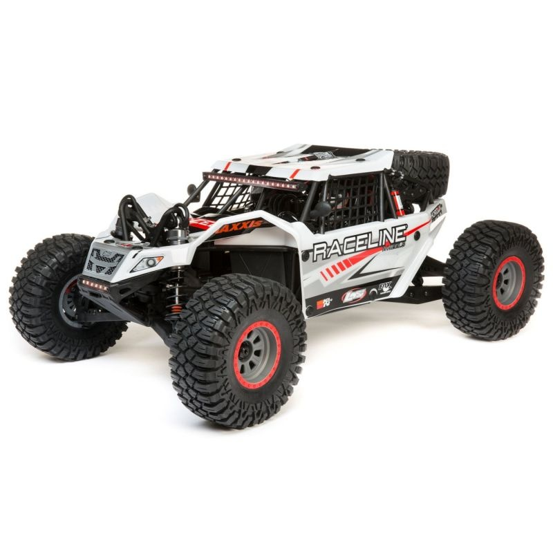 Super Rock Rey 4WD Brushless Rock Racer RTR 8S 1:6 Raceline