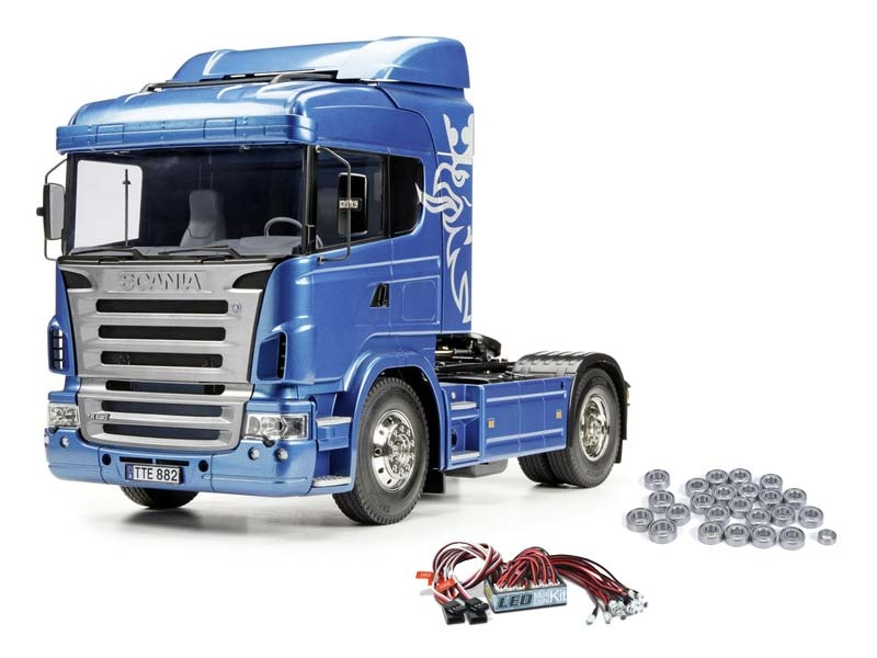 Scania R470 Highline inkl. LED und Kugellager