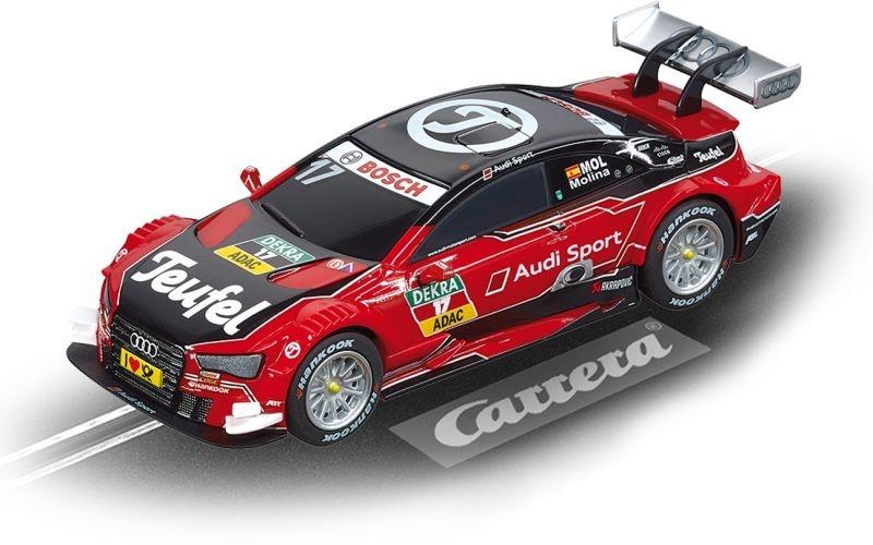 Digital 143 Teufel Audi RS 5 DTM M.Molina, No.17