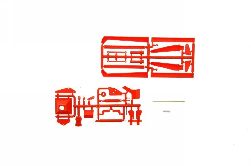 Graupner Hydraulikkran 70 x 75 x 52 mm #339