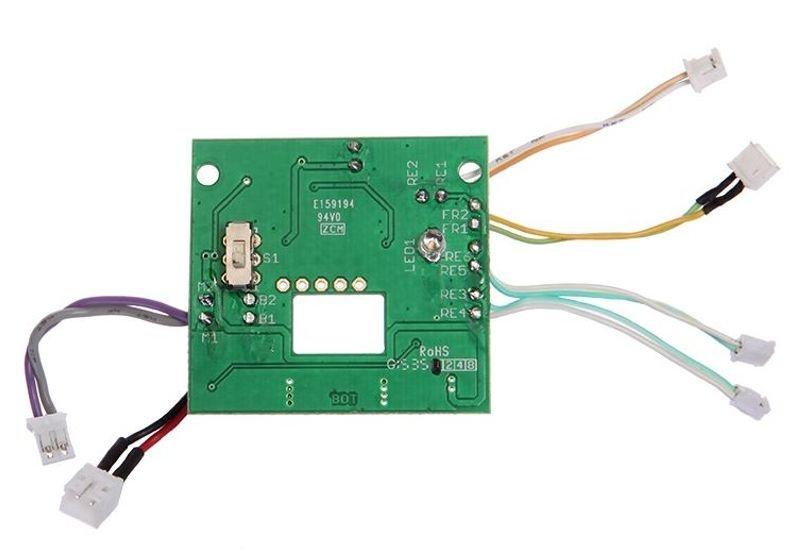 Digital 124 Decoder mit Blinklicht