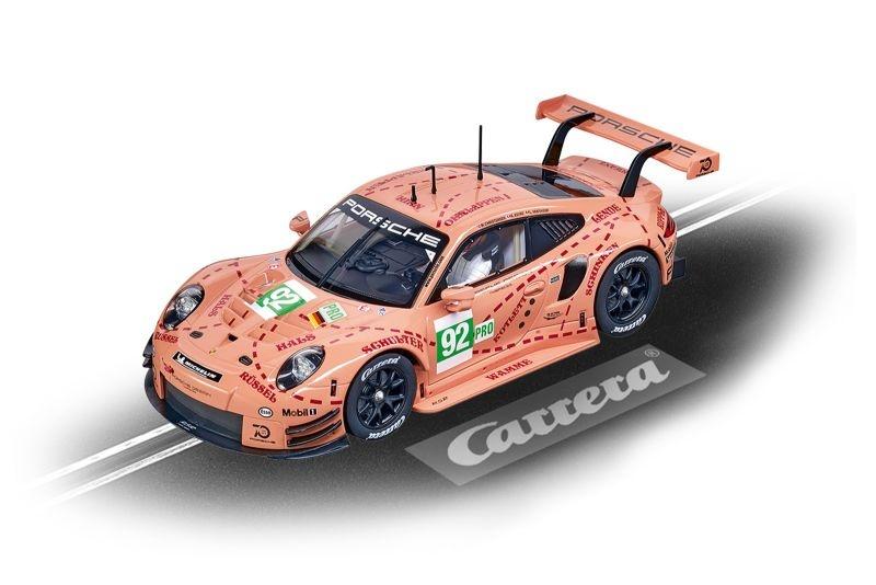 Digital 124 Porsche 911 RSR #92 Pink Pig Design