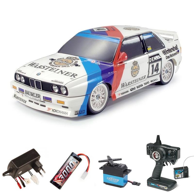 BMW Schnitzer M3 EVO TT-01 Komplett Set