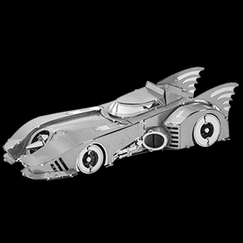 Batman 1989 Batmobile Metalearth Bausatz