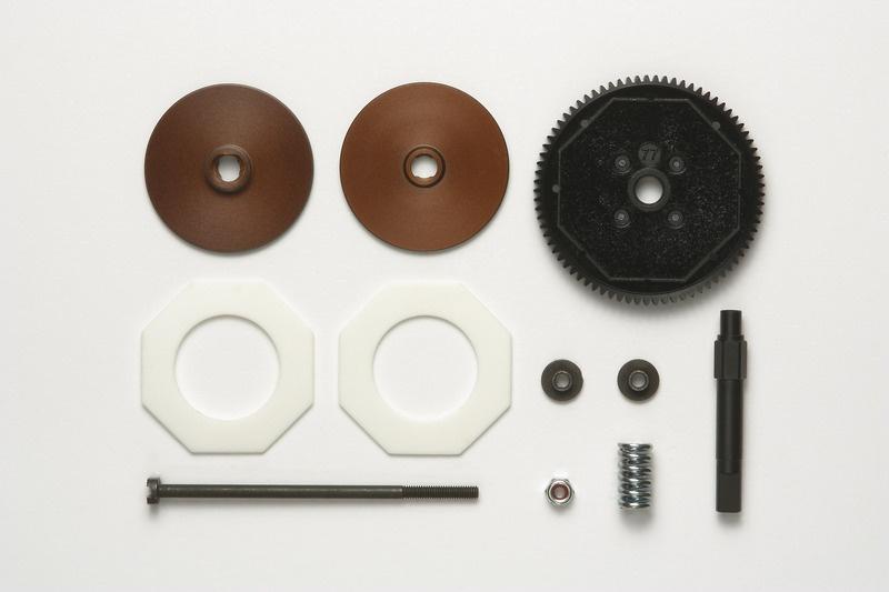 XV-01 Rutschkupplungs-Set (Slipper)