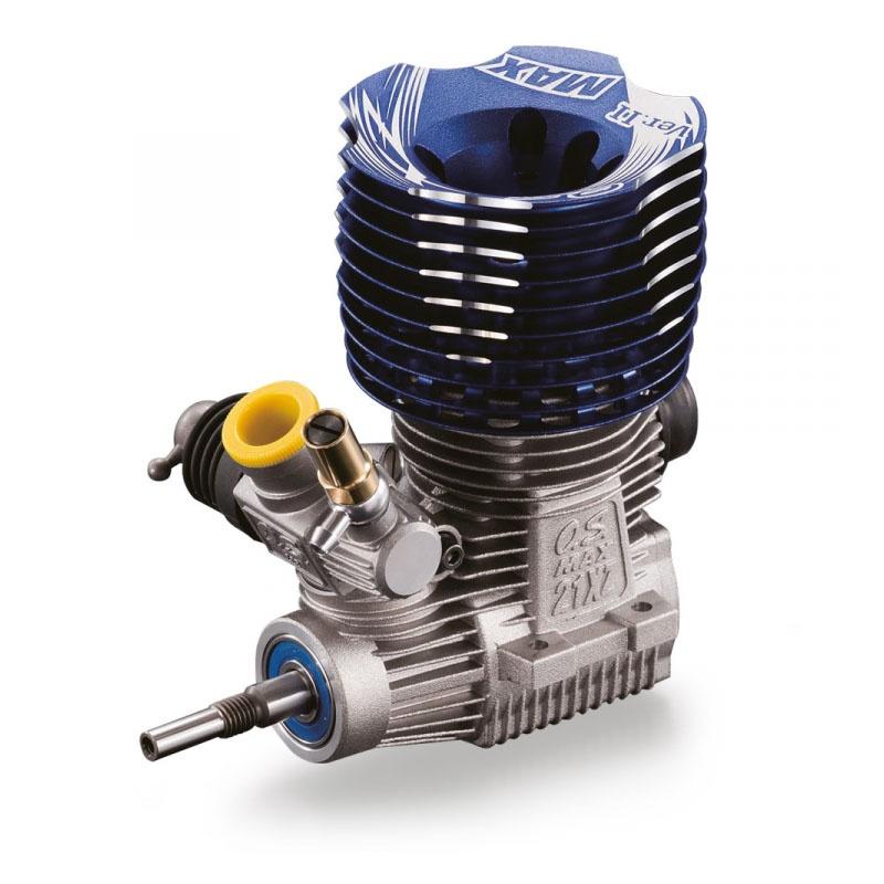 MAX-21XZ-B V2 Off-Road Nitro-Motor