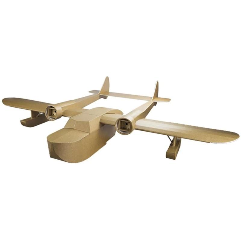 FT Sea Duck Wasserflugzeug 1422mm Bausatz
