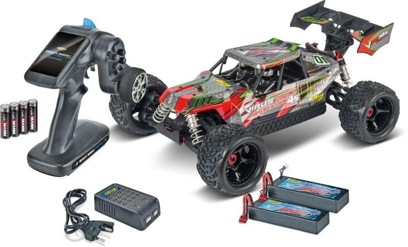 Virus Race 4.1 4S  1:8 Brushless Buggy 4WD, 2,4GHz, RTR