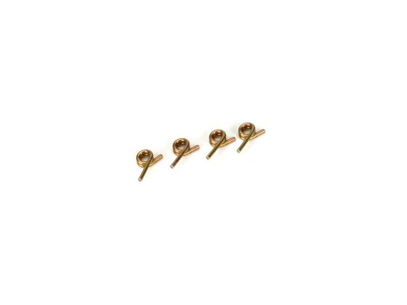 Losi 8B /8T:  Kupplungsfeder hart, Gold(4)