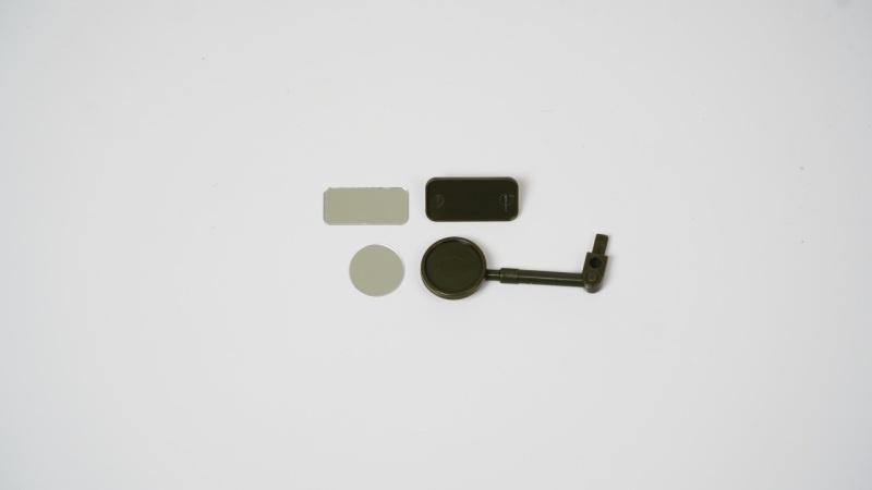 Mercedes-Benz Scaler 1:6 - Spiegel Set