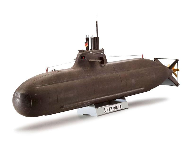 Deutsches U-Boot CLASS 212 A 1:144
