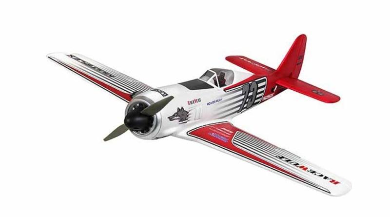 RR RaceWulf Rennflugzeug 950mm