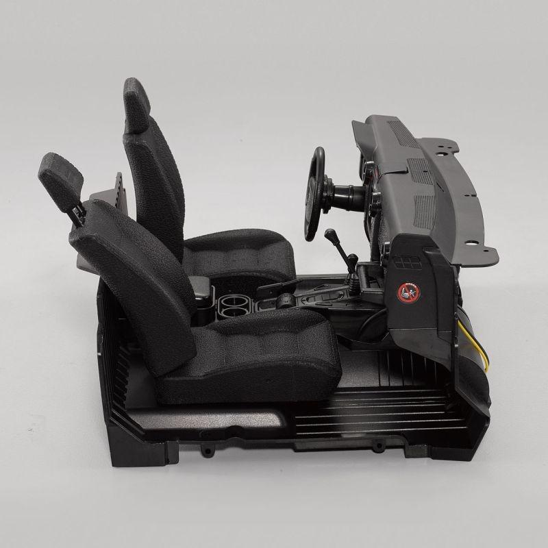 Cockpit Scale Set für Rechts-/Linkslenker Toyota LC70