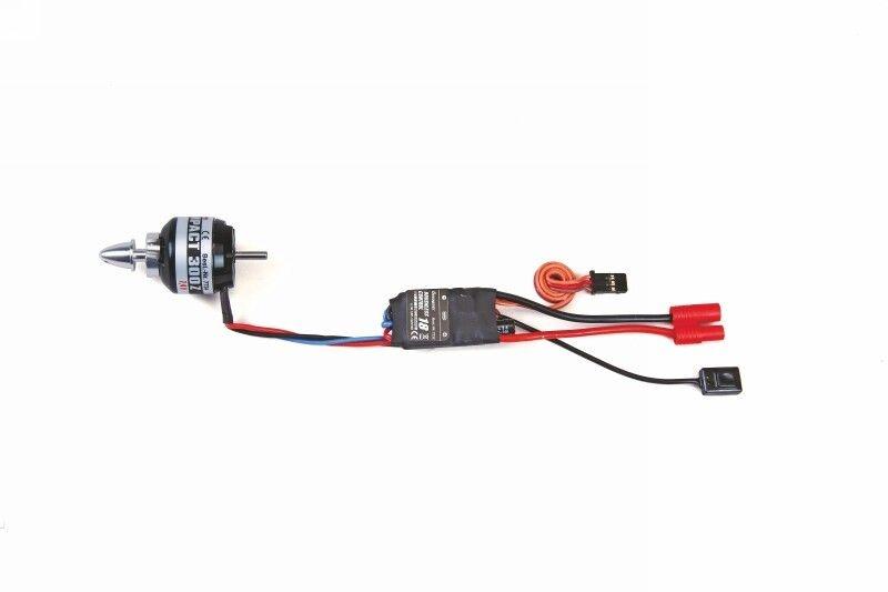 COMPACT 300 7,4V Motorset Segler 2-3S Lipo Motorflug
