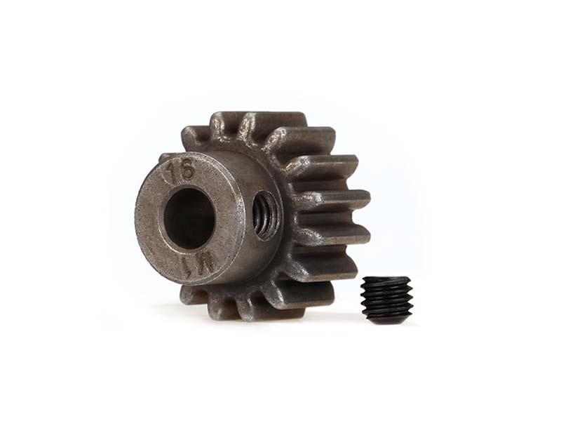 Zahnrad, 16-T Ritzel (1.0 Modul, 20° Press-Winkel) 5mm Welle