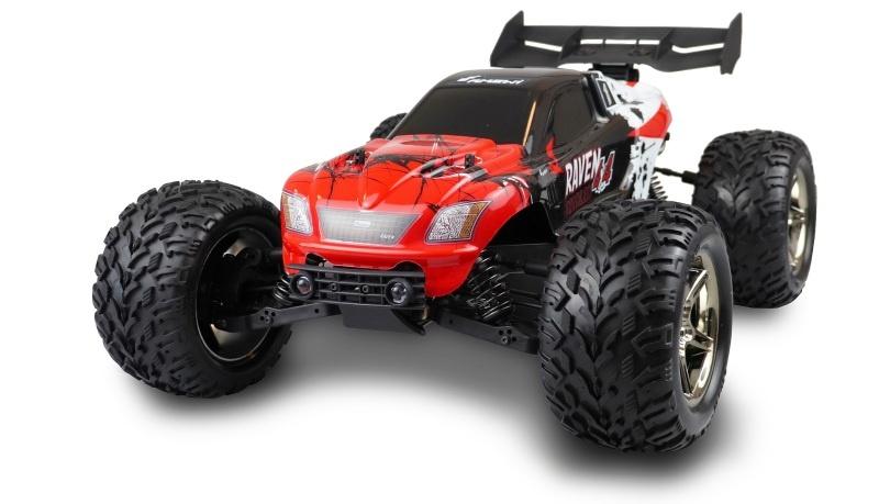 Raven 4x4 Monster Truggy 1:10 Brushless 80km/h 100% RTR