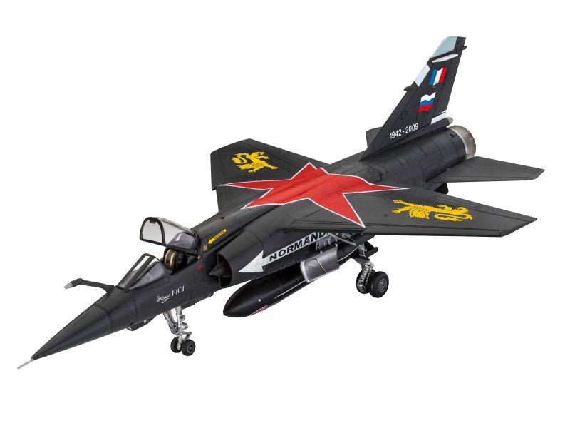 Dassault Mirage F-1 C / CT Kampfflugzeug Bausatz 1:72