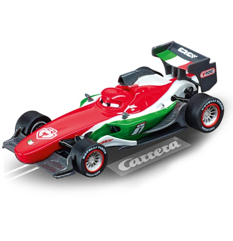 GO!!! Disney/Pixar Cars CARBON Francesco Bernoulli