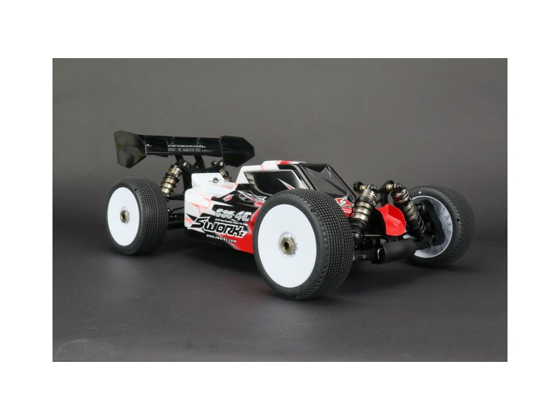 S35-4E 1/8 Pro Brushless Buggy Kit