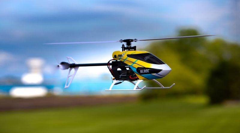 Blade 200 S BNF Hubschrauber mit SAFE-Technologie
